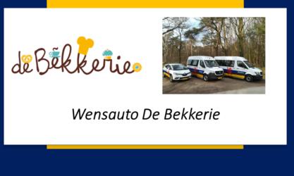 Welkom bij Stg. Wensauto De Bekkerie